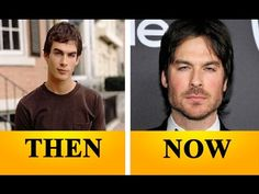 Ian Somerhalder through the years, Before and Now!