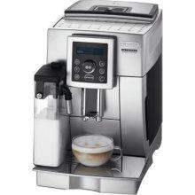 De'Longhi Intensa ECAM 23.450.S - Automatische Kaffeemaschine mit Cappuccinatore - 15 bar - Silber