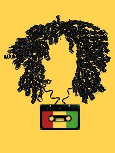 Do you hear? Reggae.