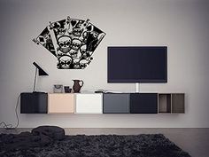 Wall Vinyl Sticker Decals Mural Room Design Pattern Art C...