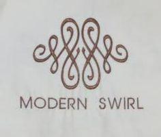 modern swirl