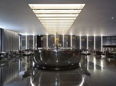 Antonio Citterio Patricia Viel and Partners Project : BVLGARI Hotel, London | Best Design Projects