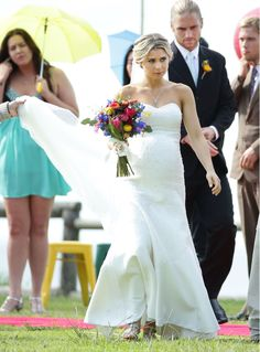 Home and Away is lining up a wedding for a pregnant Billie Ashford and VJ…