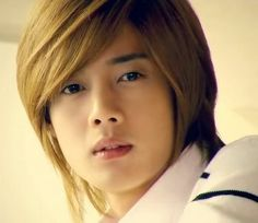 Kim Hyun Joong as Ji Hoo in Boy Before Flower - See this Animated Gif on Photobucket. Click to play