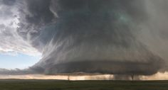 Storm Chaser Kelly DeLay Just Captured the Shot of a Lifetime What you see here is a massive supercell in Colorado that produced sister tornadoes. Here's how Kelly described it to me when we spoke earlier today:  This was a beautiful storm, very large and powerful obviously. When I chase storms, I like to stay back for the most part so I can see structure. I am interested in the whole picture not just if it produces a tornado.