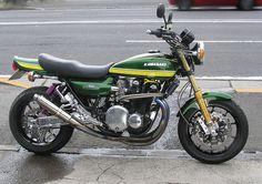 Kawasaki Z1 900 by Auto Magic