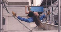 A Ballet in New York City via @fubiz