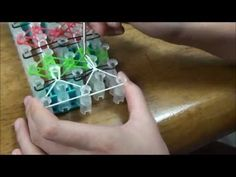 "Lesson 16: ""Tulip Tower"" Rainbow Loom® Bracelet Instruction Video"