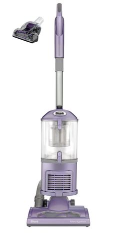 Canister Vacuum For Floors And Carpet