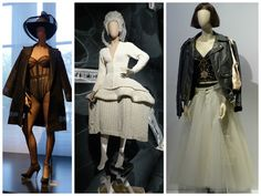 Expo Jean Paul Gaultier, Grand Palais