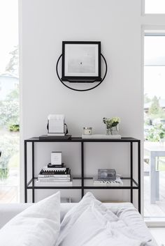 Black and White impressions Minimalism Interior, Interior, Home Decor, House Interior, Home Deco, Interior Room Decoration, Apartment Inspiration, Living Room Inspiration, Home And Living