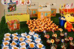 Color Party: festa do backyardigans