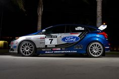 """K & N sponsored """"Tribute to Colin McRae"""" 2013 Focus ST project build."""