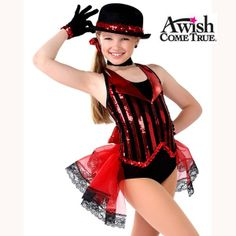 jazz dance competition costume | Wish Come True Dance 2013:Bright Side - Jazz/Tap Dance Costume