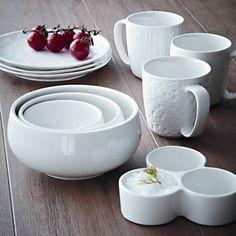 White \u0026 Lovely Tableware. EcologyTablewareJohn Lewis & Refresh Agency: WASARA: Japanese eco design dinnerware | Home ...