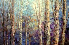 """Elven Kingdom"" by Tatiana Iliina, Painting - Acrylic | Zatista"