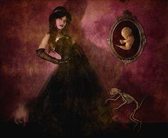 """Bride of Frankenstein"" by Violet Chang on LOOKBOOK.nu"