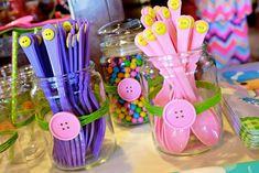festa lalalopsy, festa infantil, festa meninas, festa bonecas, costura, sewing, lalalopsy party, girls party