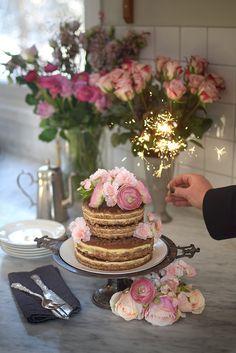 Cake, Creative, Desserts, Food, Tailgate Desserts, Deserts, Kuchen, Essen, Postres