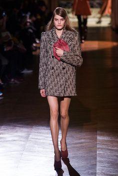 Carven Fall 2014 Runway Show | Paris Fashion Week | POPSUGAR Fashion