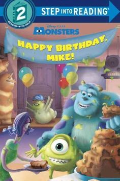 Join Mike and Sulley from Disney/Pixar Monsters, Inc ., and Monsters University…