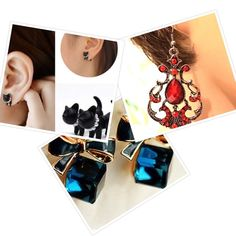 Bundled for @sparrowsage 3 pairs of earrings.  Brand new. Jewelry Earrings