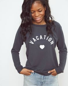 Vacation Candy Long Sleeve