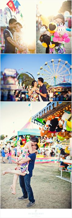 Best wine country wedding documentary style photography blog: Marin County Fair Engagement Session | Mei & Steven