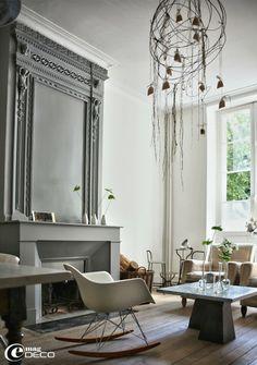 La maison en ville de Béatrice Loncle, un reportage du magazine de décoration e-magDECO