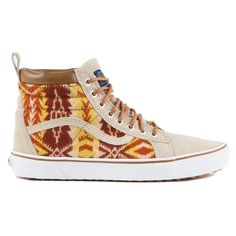 c91f37580b Vans Pendleton Sk8-Hi MTE Mens Shoes
