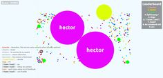 hector biggest cell ever agar.io 143993 mass - Player: hector / Score: 1439930 - hector saved mass Hey guys today heres a 143993 agario private server in agarabi.com