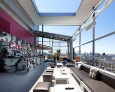 """Plunge Bar"" - Hotel Gansevoort Meatpacking, New York City"