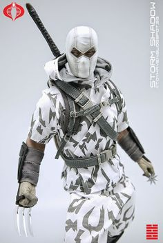toyhaven : Sideshow Collectibles COBRA Ninja Assassin 1/6th Storm Shadow