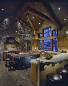 Log Cabin Interior Design | Top 60 Best Log Cabin Interior Design Ideas - Mountain Retreat Homes