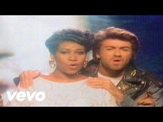 George Michael, Aretha Franklin - I Knew You Were Waiting (For Me) - YouTube