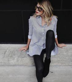 Los leggings Spanx que estilizan y moldean