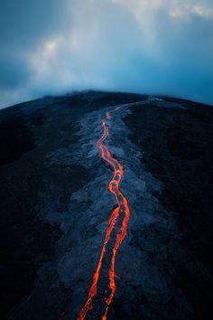 #lava #volcano #nature #iceland