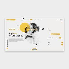 Design by @mattmart02 . 🎯 Landing on point? . 👉 More @youinspiration.design . . . #ui #uiux #userinterface #interface #userinterfacedesign…