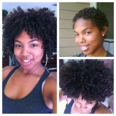 Stages after the big chop! Oh how I remember my BC