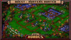 8-Bit Hordes прохождение на PC (орки-служители смерти ч.9)