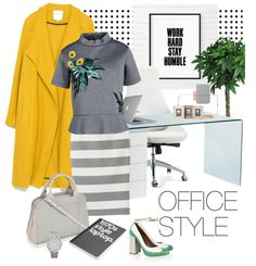 """""""Spring Office Style"""" by ansev on Polyvore"""