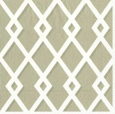 Caspari Entertaining Luncheon Napkin Trellis Taupe 20Pack * Check this awesome product by going to the link at the image.