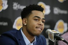 Lakers hope for early impact from D'Angelo Russell, Julius Randle, but emphasize long game