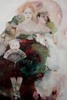 Françoise de Felice, pintor de ascendencia italiana por su padre y madre francesa, nació en 1952 en París, donde pasó sus primeros 20 a...