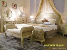 French Bedroom Decoration   Dream Home   Pinterest   Bedrooms ...