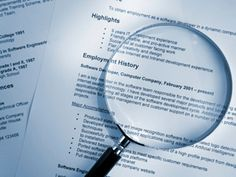 Resumes And Cover Letters Are Often The First Things Seen By