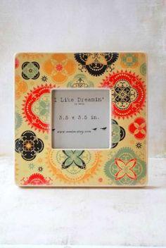 Circa 1934 Vintage Kitchen  Frame by Mmim on Etsy, $16.00