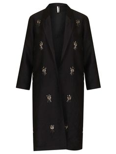 Topshop embellished evening coat - new in store