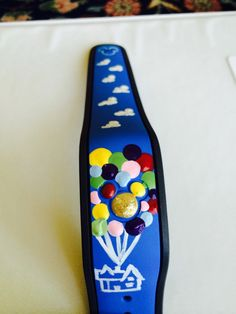 Why didn't I think of that!! Love all the creative Disney Magic band designs ❤️