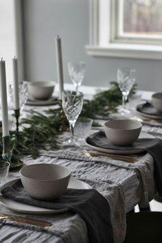 Christmas table setting by emsloo.blogg.se